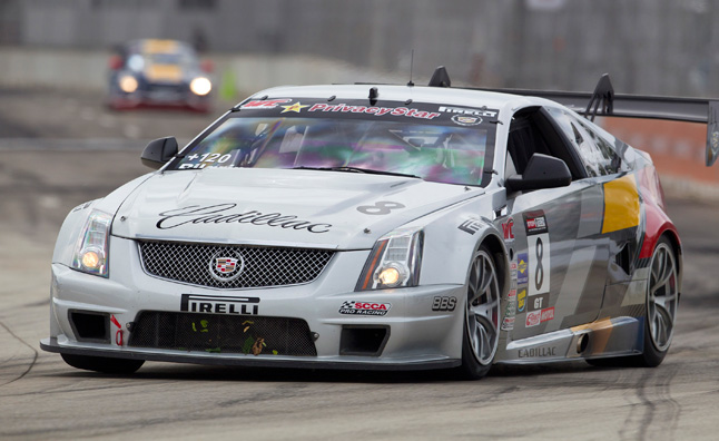 Cadillac Captures Manufacturer, Driver Titles in Pirelli World Challenge