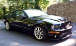 2009 GT500KR Originally Owned by Carroll Shelby Heading to Auction