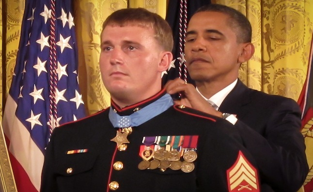 Toyota Enlists Medal of Honor Recipient to Help Veterans