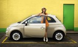 Fiat 500 'Color Therapy' Trim Goes Retro
