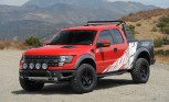 Roush, Greg Biffle Team Up for Charity Ford F-150 SVT Raptor – Video