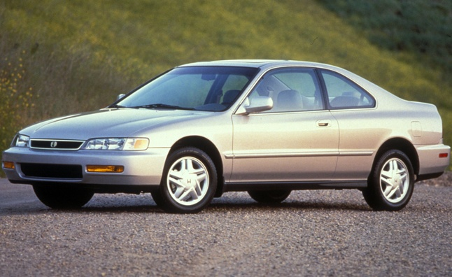 1994 Honda Accord 'Most Stolen' Fourth Year in a Row
