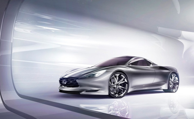 Infiniti Emerg-E Wins Prestigious Design Award