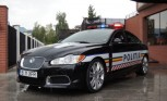 Jaguar XFR Joins Romanian Police Fleet