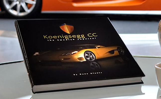 Koenigsegg Accessory Line: From Scale Models to Teddy Bears