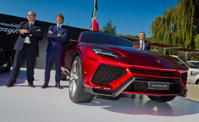 Lamborghini 50th Anniversary Celebration to Include Grand Tour of Italy