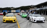 First Lexus LFA Owner Meet Draws $6M Worth of Cars