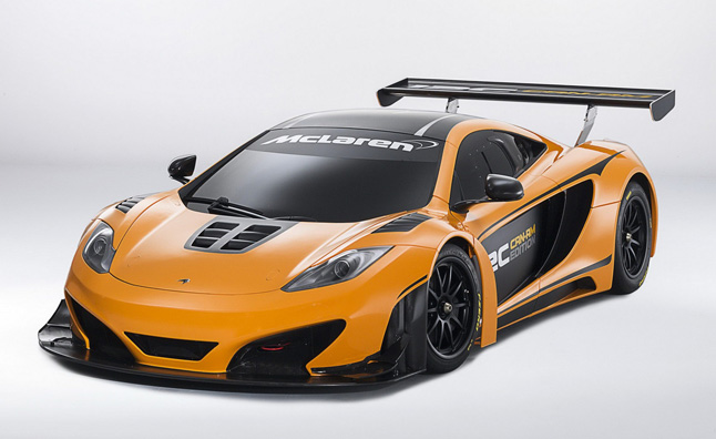 McLaren MP4-12C Can-Am Edition is Track Ready with 630-HP