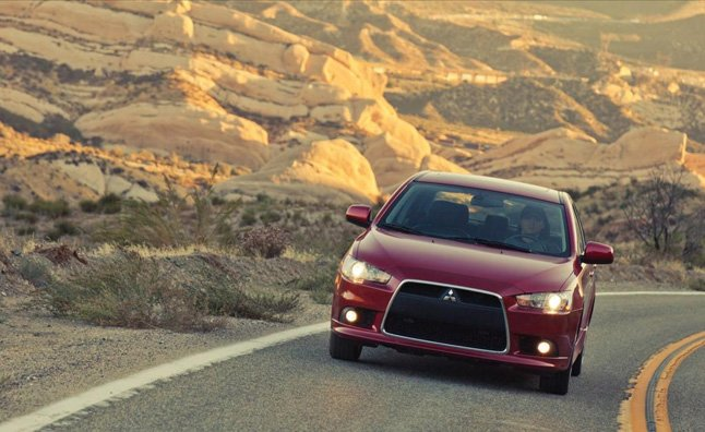 2013 Mitsubishi Lancer Updates Detailed