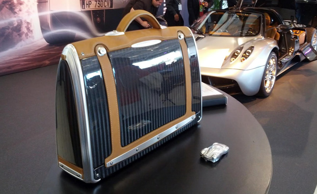 Pagani Man Purse is an Accessory for the Affluent
