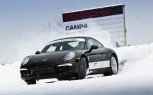 Porsche Camp4 Offers Wild Winter Driving