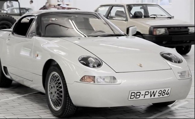Porsche Museum Reveals More of its Secrets – Video