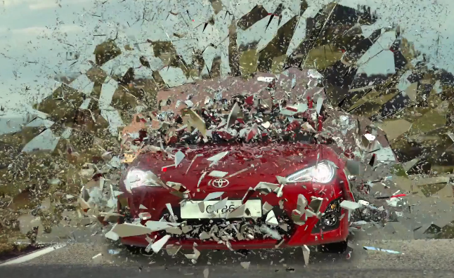 Toyota GT 86 Saves the Oppressed in New Commercial