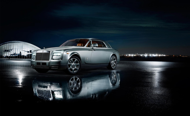 Rolls-Royce Phantom Coupe Aviator Collection Celebrates a History in Aviation