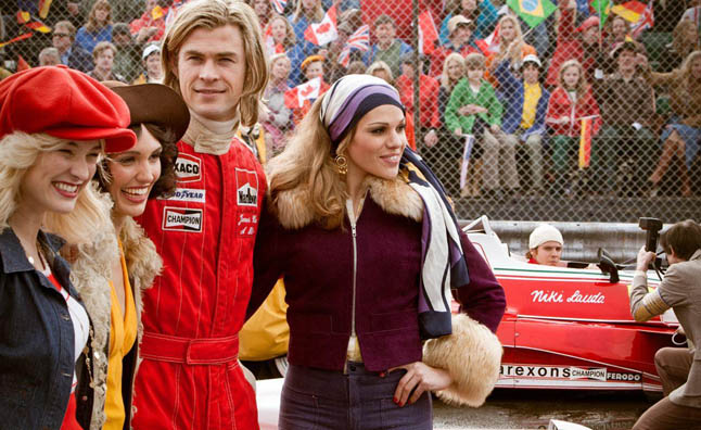 Ron Howard's F1 Movie 'Rush' Release Date Announced