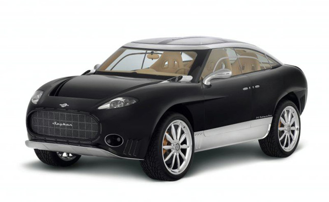Spyker Teams Up With Youngman to Develop D8 P2P