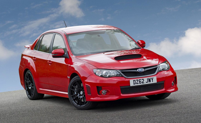 Subaru WRX STI 340R is Another Special Edition We Don't Get