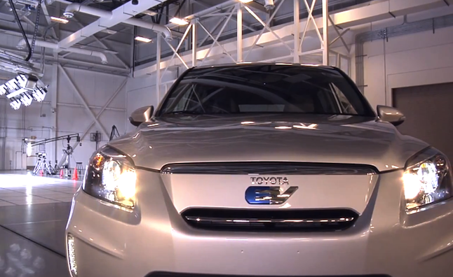 Toyota RAV4 EV Detailed in Development Videos