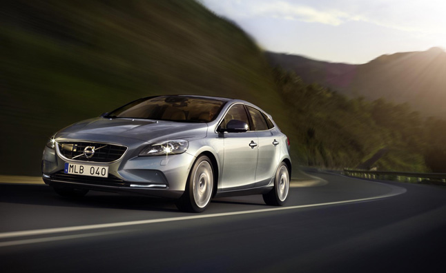 Volvo V40 Rated Safest Ever in European NCAP Test