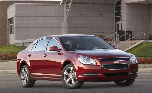 General Motors Recalls 426,240 Chevy, Pontiac and Saturn Models