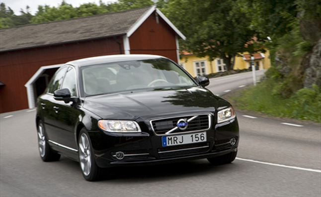 2013 Volvo S80 XC70 Models Recalled for TPMS Issue