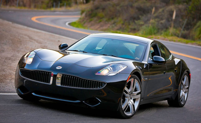 Fisker Karma Surpasses 2025 CAFE Standards