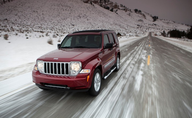 Jeep Cherokee Tipped as New Name of Redesigned Liberty