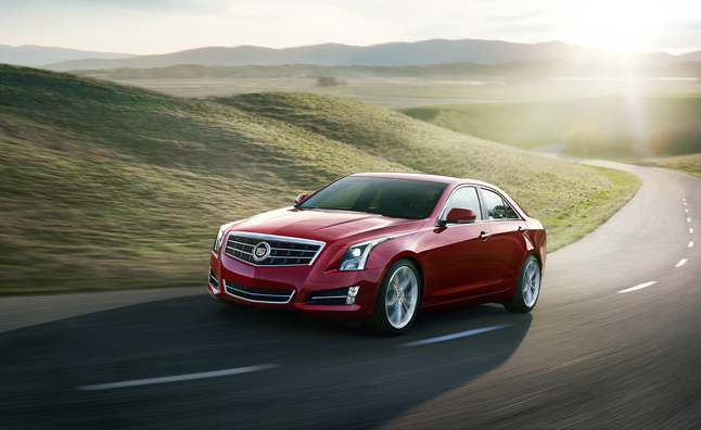 First Cadillac ATS to be Auctioned for Charity