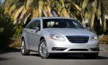 2014 Chrysler 200 to Get 38 MPG, 9-Speed Automatic