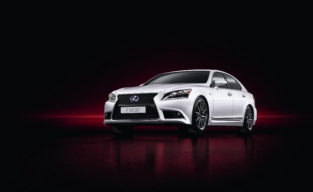 Lexus Concept, LS 600h F Sport Set to Debut in Paris