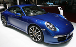 2013 Porsche 911 Carrera 4S Grips the Paris Motor Show