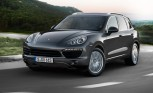 Porsche Cayenne S Diesel Delivers 627 Lb-Ft of V8 Power: 2012 Paris Motor Show Preview