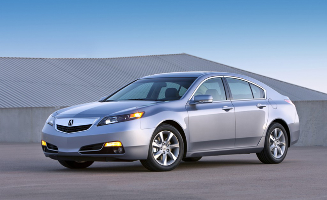 2013 Acura TL Starting at $36,800