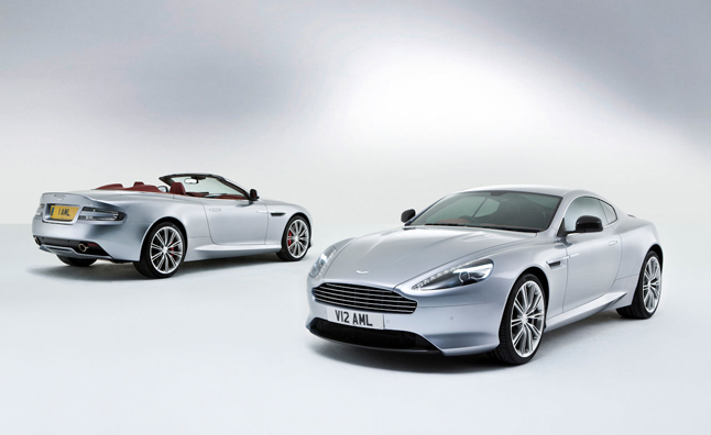 2013 Aston Martin DB9 Kills off Virage, Starts at $185,400