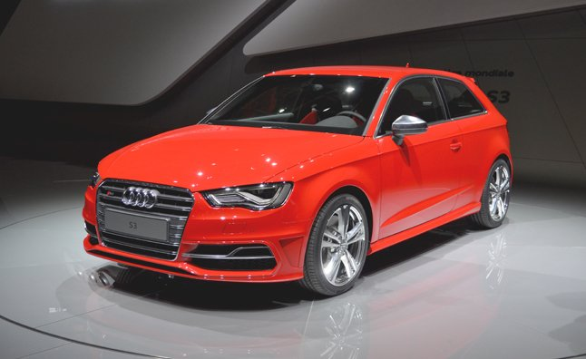 2013 Audi S3 Heats up German Compact Segment