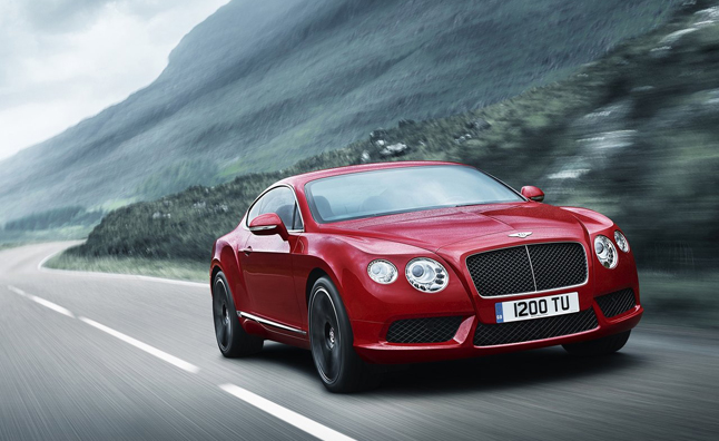 Bentley Sedans to Be Underpinned by Porsche Platform