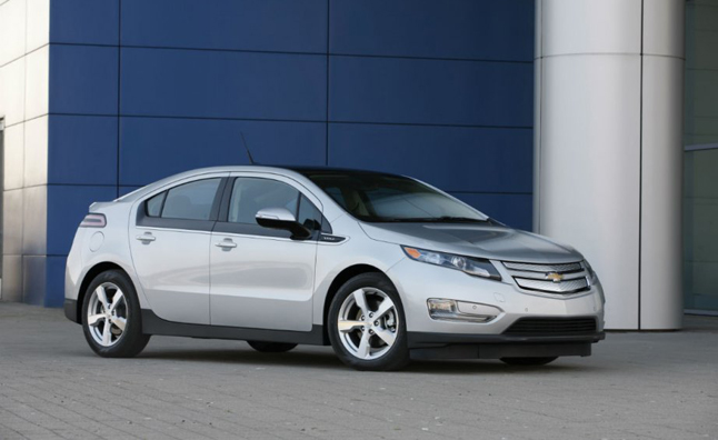 Chevrolet Volts Available for $159 a Month Lease… Kinda