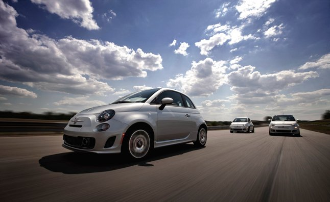 2013 Fiat 500 Gets Improved 31/40 MPG Rating, 500T Rated at 28/34 MPG