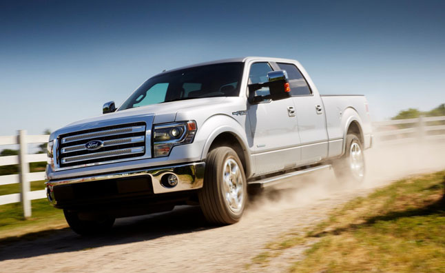Ford F-150 Reclaims V6 Towing Best-in-Class Title