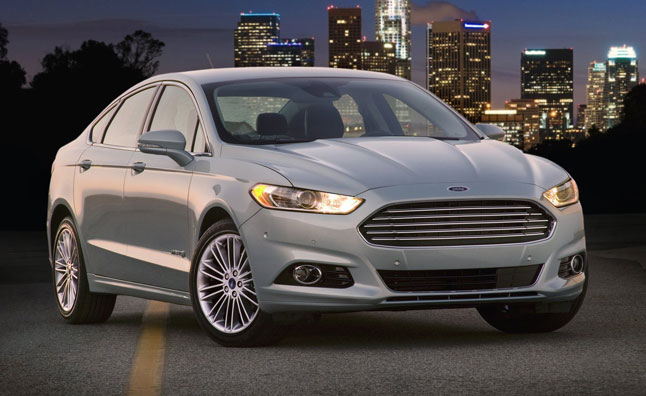 Ford Fusion Sales Growth Expected, Still far from Camry