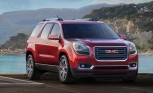 2013 GMC Acadia Coming this Fall, Priced from $34,875
