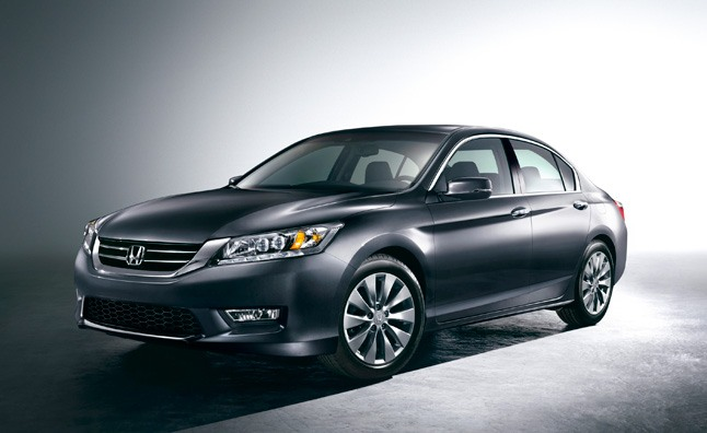 2013 Honda Accord Sedan to Start at $21,680, Coupe From $23,350