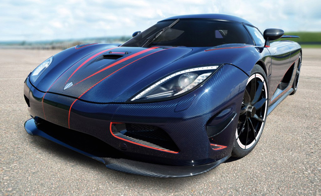 Koenigsegg Agera R BLT is as Tasty as it Sounds