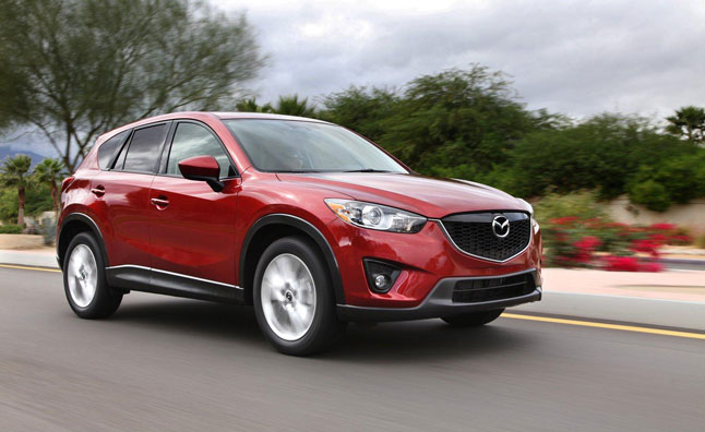 Mazda CX-5, Ford Escape Get Four-Star Crash Rating