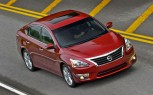 2013 Nissan Altima Awarded 5-Star NCAP Rating