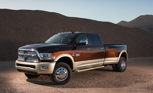2013 RAM Heavy Duty Unveiled with Best-in-Class Towing