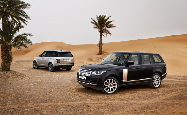 Range Rover Diesel Hybrid not Coming to America