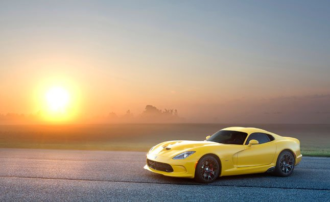 2013 SRT Viper Priced from $97,395, GTS at $120,395: Mega Gallery