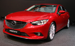 2014 Mazda6 Video, First Look: 2012 Paris Motor Show