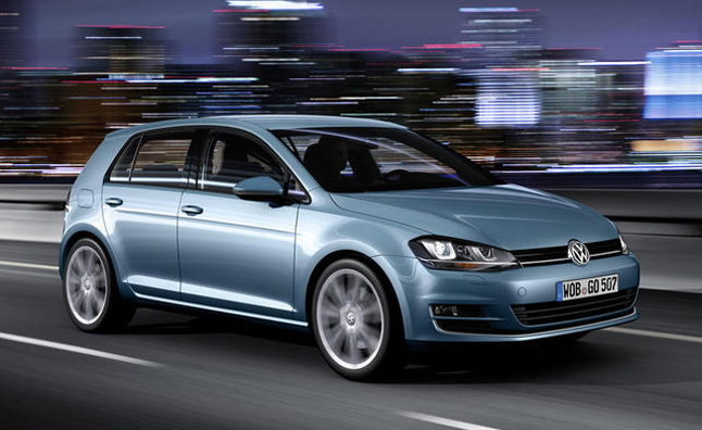 2014 Volkswagen Golf Officially Revealed in Berlin